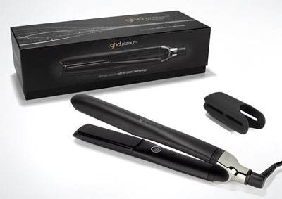 ghd - ground-breaking products - style faster with less heat